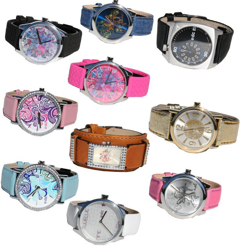 10 verschiedene Uhren von Esprit je 29€ inkl. Versand