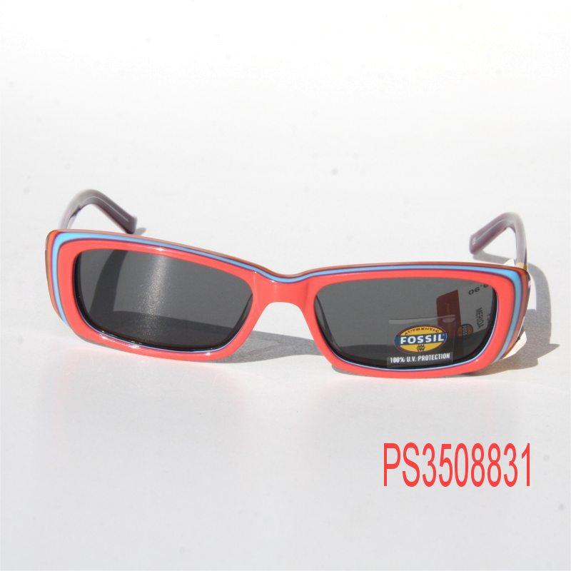 Fossil Damen Sonnenbrille Merida Peach