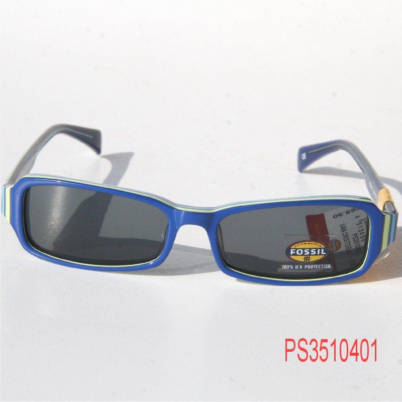 Fossil Sonnenbrille San Cristobal Blue PS3510401