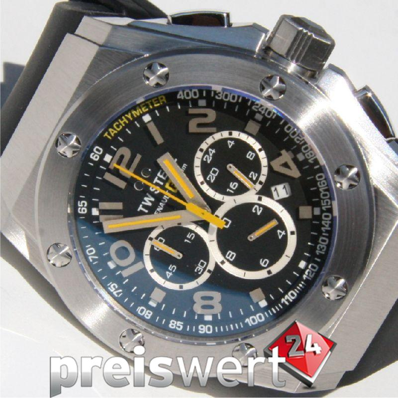 tw steel f1 herren uhr chrono tw 680 neu uvp 589 ebay. Black Bedroom Furniture Sets. Home Design Ideas